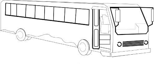 Kolorowanki Autobus Kolorowanka Do Wydruku Darmowe