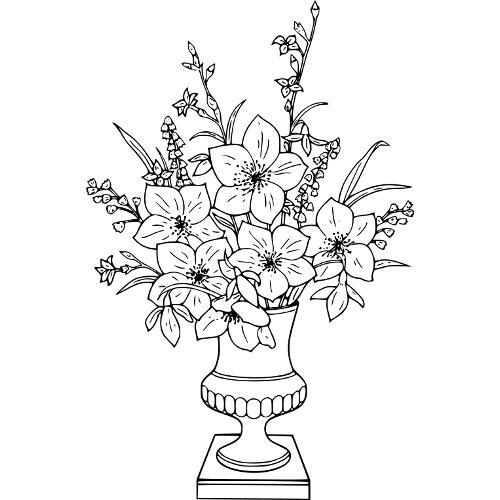 Kolorowanki Kwiaty Laurka Na Dzien Matki Kolorowanka Do