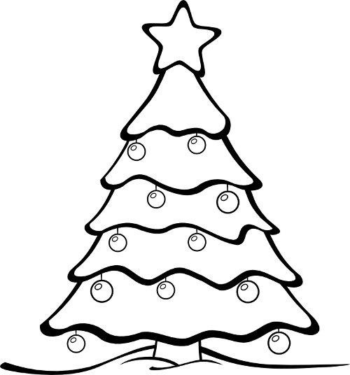 Kolorowanki Na Boze Narodzenie Choinka Kolorowanka Do Wydruku Darmowe