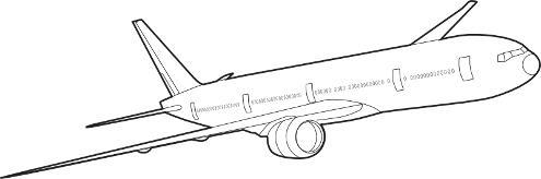 Kolorowanka Samoloty Boeing Kolorowanka Do Wydruku Darmowe