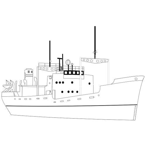 Kolorowanka Nowoczesny Statek Kolorowanka Do Wydruku Darmowe
